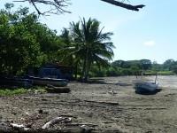 Der erste freiwillige Stopp nach über 30km - im kleinen Fischerdorf Lagarto