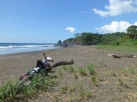 Playa Ostional - der Schildkrötenstrand