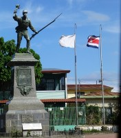 Juan-Santamaría -Denkmal in Alajuela