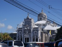 Basilica de Nuestra Señora de los Angeles in Cartago