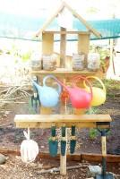 Gartenständer